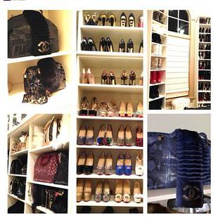 Kim Zolciak Reveals Amazing Closet in New Dream Mansion (PHOTO)
