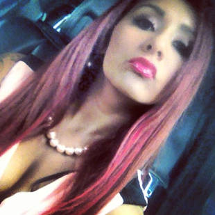 Snooki Flaunts Cleavage and Plump Lips Just Days Before DWTS Premiere (PHOTO)