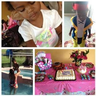 Briana Dejesus Celebrates Daughter Nova Star's Second Birthday! (PHOTOS)