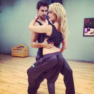 Is Peta Murgatroyd Starting a Showmance with Brant Daugherty? — Exclusive
