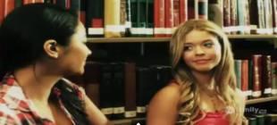 Pretty Little Liars Season 1 Flashback: Alison and Emily Kiss