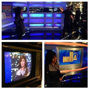 Big Brother 15 Spoilers: Julie Chen Shares Behind-the-Scenes Photo