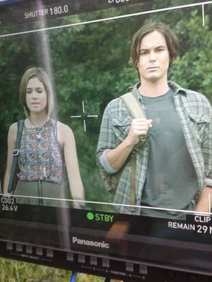 Ravenswood Spoilers: Caleb and Miranda's Walk Through The Cemetery