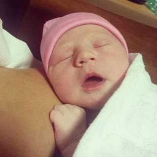 Chelsea Houska's Ex Adam Lind Welcomes Baby Daughter! (PHOTO)