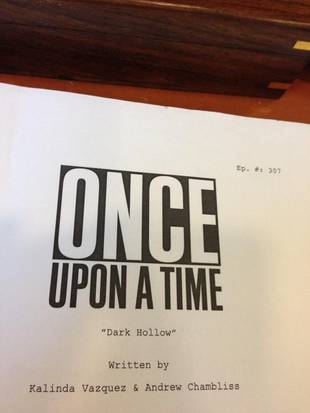"Once Upon a Time Season 3 Spoilers: Episode 7 Title Revealed — ""Dark Hollow"" (PHOTO)"