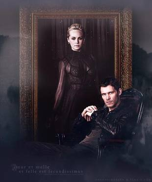 Klaus and Caroline: New Fan Art Teases Hope For Klaroline Fans? (PHOTO)