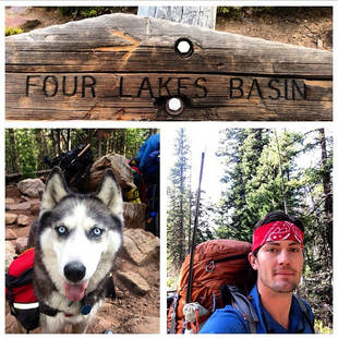 "Brooks Forester Goes Hiking With Another ""Lady"" — Has He Moved On?"