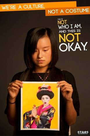 Student Group Calls Out Harmful Halloween Stereotypes in Awareness Campaign