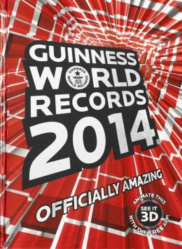 Which Celebrities Made the 2014 Guinness Book of World Records?