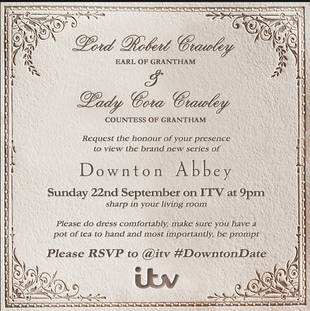 When Will Downton Abbey Series 4 Premiere in the U.K.? (UPDATE)