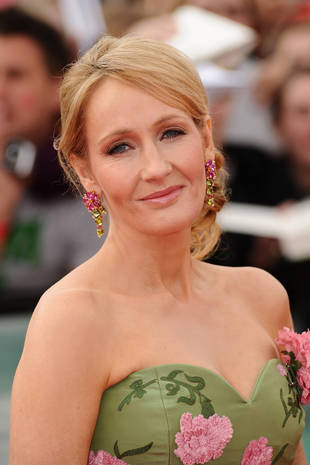 J.K. Rowling to Write Harry Potter-Based Screenplay — Fantastic Beasts and Where to Find Them