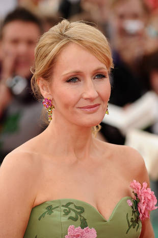 "J.K. Rowling Says She's ""Proudest of My Single Mom Days"""