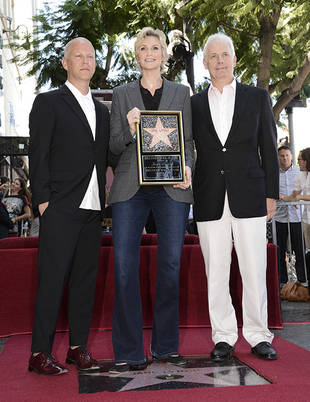 Jane Lynch to Be Honored With Star on Hollywood Walk of Fame Today!