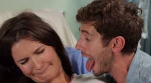 "Pretty Little Liars' Julian Morris Stars in ""Birth Balls"" Funny Or Die Video — LOL Or TMI?"