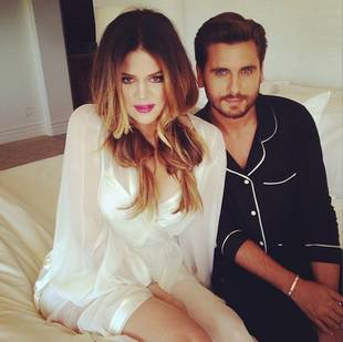 Khloe Kardashian Posts Sexy Pic… With Scott Disick? (PHOTO)