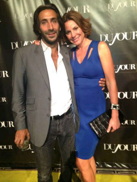 Real Housewives of New York's LuAnn de Lesseps and Boyfriend Jacques Azoulay Break Up