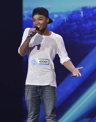 "Watch X Factor 2013 Contestant Josh Levi Sing Selena Gomez's ""Come and Get It"""