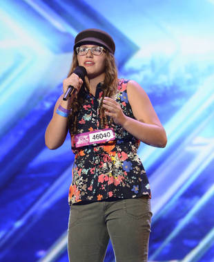 "Watch X Factor 2013 Contestant Danie Geimer Sing ""House of the Rising Sun"" (VIDEO)"