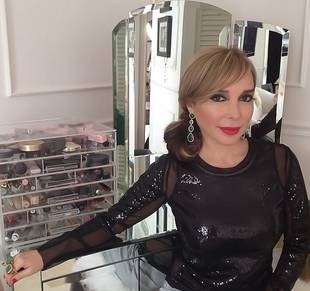 Real Housewives' Marysol Patton Looks More Glam Than Ever! (PHOTO)