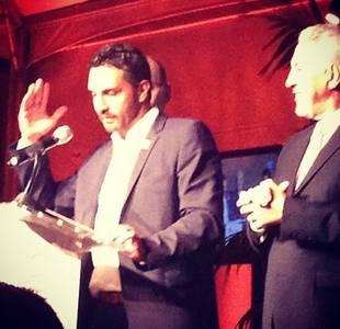 Mauricio Umansky Receives Big Award — What Is It? (PHOTO)