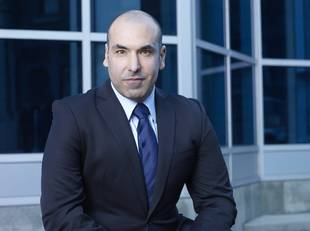 Suits Season 3 Spoilers: Rick Hoffman on Louis's Penchant For Self-Sabotage — Exclusive
