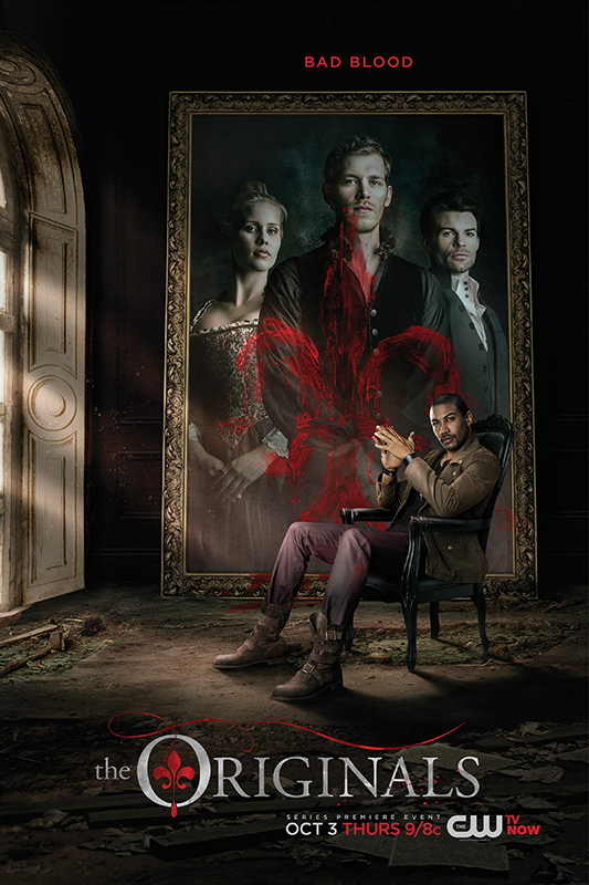 The Originals Season 1: Julie Plec Dishes About Klaus, Marcel, Rebekah, and More!