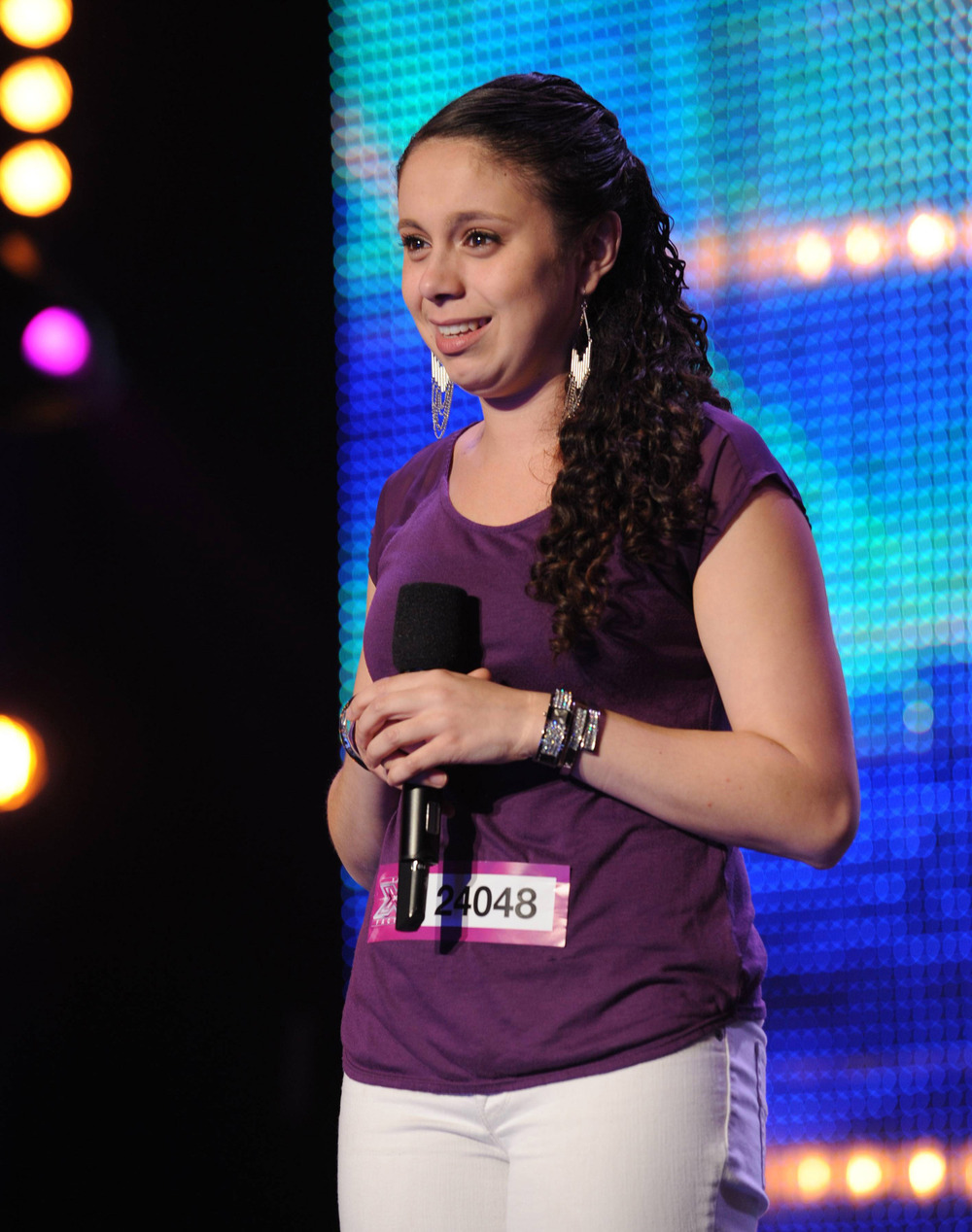 "X Factor 2013 Audition: Watch Simone Torres Sing Wilson Pickett's ""Mustang Sally"" (VIDEO)"