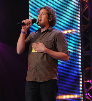 "X Factor 2013 Audition: Jeff Brinkman Sings ""You Are So Beautiful"" (VIDEO)"