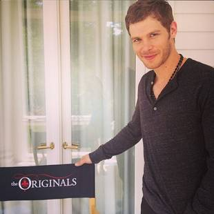 The Originals Spoilers: Joseph Morgan Hints About Klaus and the Baby! (VIDEO)