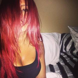Snooki Shows Off Sexy Bed Head and Tons of Cleavage — Hot or Not?
