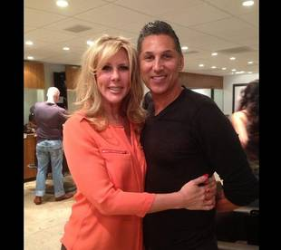 Vicki Gunvalson Debuts Cute New Hairdo — Love It Or Leave It? (PHOTO)