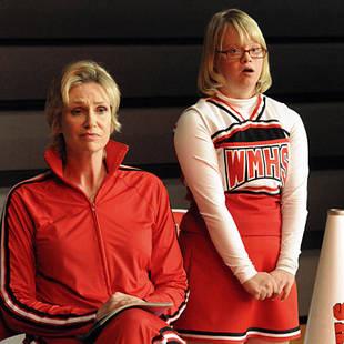 Glee Season 5 Spoiler: Will Becky Ever Confess to Firing the Gun?