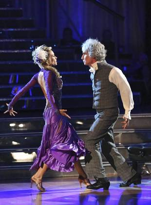 Dancing With the Stars 2013: Bill Nye and Tyne Stecklein's Week 2 Paso Doble (VIDEO)