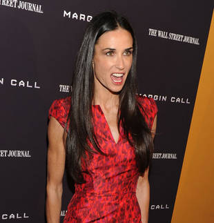 Demi Moore Now Dating Peter Morton, Father of Her Ex-Boyfriend? (UPDATE)