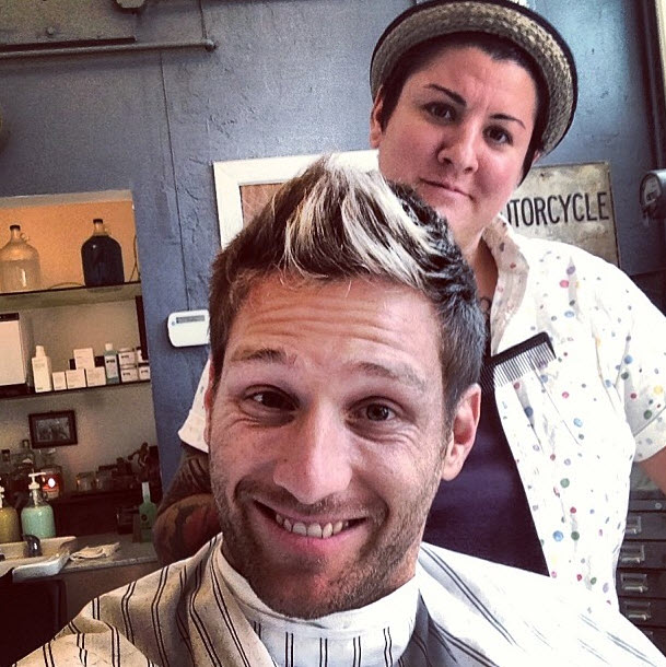Juan Pablo Galavis' Dramatic Hair Transformation — Frosted Tips?!