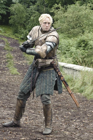 Game of Thrones Season 4 Spoilers: What Happens to Brienne of Tarth?