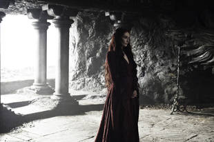 Game of Thrones Season 4 Spoilers: Does Melisandre Die?