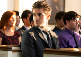 Vampire Diaries Season 5 Spoilers: Paul Wesley on New Dynamics, Power Shifts, and Mortal Katherine (VIDEO)