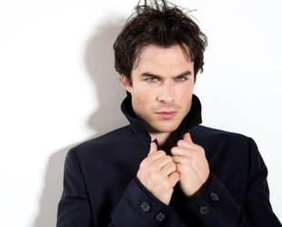 Why Ian Somerhalder Probably Can't Be in Fifty Shades of Grey