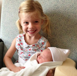 NASCAR's Jimmie Johnson Welcomes Second Daughter (ADORABLE PHOTO)