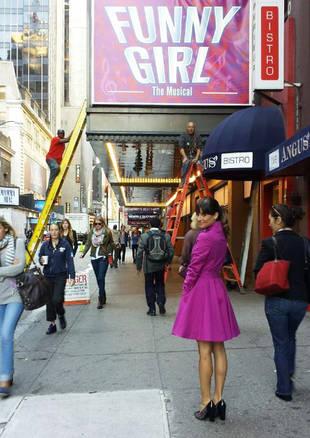 Glee Spoiler: Heartbroken Rachel Recreates NYC Finn Date — Without Him