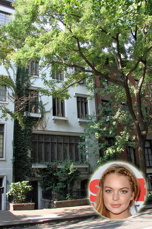 Lindsay Lohan Looks at $14,500 a Month Apartment in NYC — Report (PHOTO)