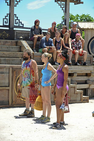 Survivor Spoilers: Blood vs Water Episode 2 — First Redemption Island Boot Is…