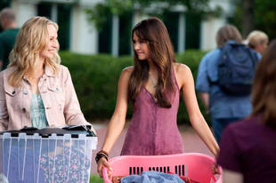 The Vampire Diaries Season 5 Promo Breakdown: Car Crashes, College, and Hot Mess Katherine