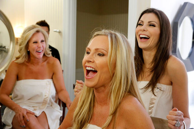 Tamra's OC Wedding Recap: Finale — Tamra and Eddie Get Married!