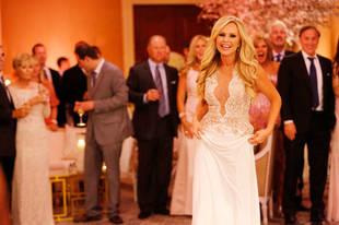 Tamra's OC Wedding Recap: Episode 2 — Tamra Barney & Gretchen's Drama!