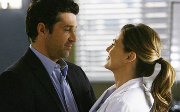 Grey's Anatomy Season 10 First Look: See Meredith, Derek, and Baby Bailey