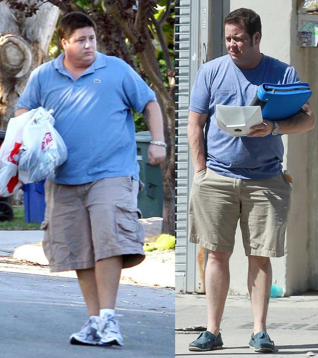 See Chaz Bono's Shocking 70-Pound Weight Transformation! (PHOTO)