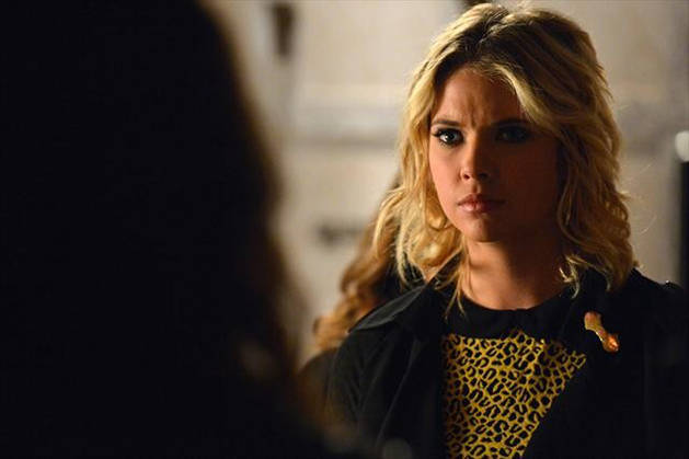 "Pretty Little Liars Season 4 Speculation: What Did Hanna Take From ""A's"" Lair?"