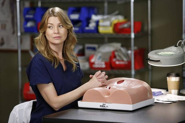 Grey's Anatomy Season 10 Spoilers: Shonda Rhimes on Meredith's Juggling Act